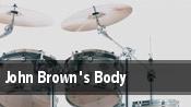 John Brown's Body Seattle tickets
