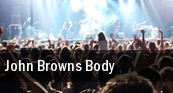 John Brown's Body The Orange Peel tickets