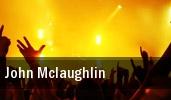 John Mclaughlin Rockville tickets
