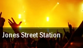 Jones Street Station tickets