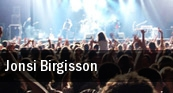 Jonsi Birgisson Columbus tickets