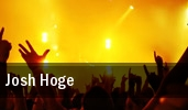 Josh Hoge Intersection tickets