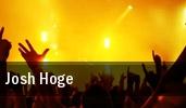 Josh Hoge tickets