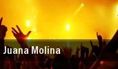 Juana Molina Liberty State Park tickets