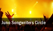 Juno Songwriters Circle Centrepointe Theatre tickets