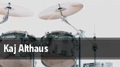 Kaj Althaus tickets