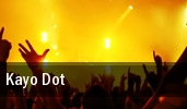 Kayo Dot tickets