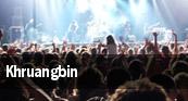 Khruangbin tickets