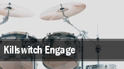 Killswitch Engage The National tickets