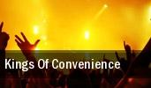 Kings Of Convenience Auditorium Parco Della Musica tickets