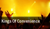Kings Of Convenience Los Angeles tickets