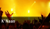 K'Naan Wonder Ballroom tickets