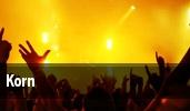 Korn Fresno tickets