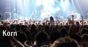 Korn New York tickets