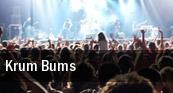 Krum Bums Buffalo tickets