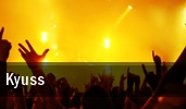 Kyuss Pomona tickets