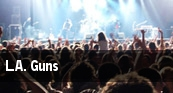 L.A. Guns Houston tickets