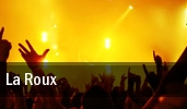 La Roux Clarkston tickets