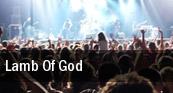 Lamb Of God Congress Theatre tickets