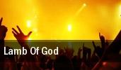 Lamb Of God Silver Spring tickets