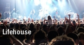 Lifehouse Izod Center tickets
