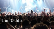Lion Of Ido Mercury Lounge tickets
