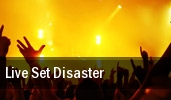 Live Set Disaster Trocadero tickets