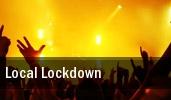 Local Lockdown Saint Petersburg tickets