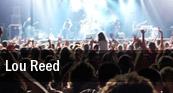 Lou Reed Warfield tickets
