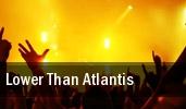 Lower Than Atlantis Heirloom Arts Center tickets