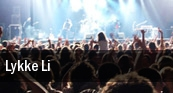Lykke Li Greek Theatre tickets