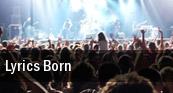 Lyrics Born New Orleans tickets