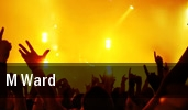 M. Ward tickets