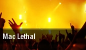 Mac Lethal Meadowlands Complex tickets