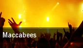 Maccabees Portland tickets
