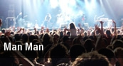 Man Man Trocadero tickets