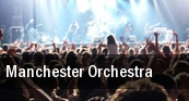 Manchester Orchestra Lincoln tickets