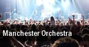 Manchester Orchestra Nashville tickets