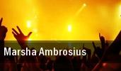 Marsha Ambrosius Greensboro Coliseum tickets