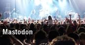 Mastodon Scranton tickets