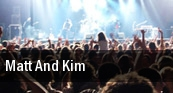 Matt And Kim Marquee Theatre tickets