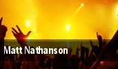 Matt Nathanson Palace Theatre tickets