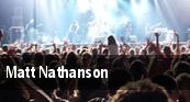 Matt Nathanson Vancouver tickets