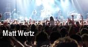 Matt Wertz Atlanta tickets