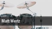 Matt Wertz Milwaukee tickets