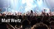 Matt Wertz New York City Winery tickets
