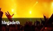 Megadeth Darien Lake Performing Arts Center tickets