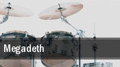 Megadeth Providence tickets