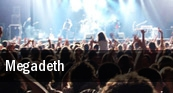 Megadeth Sherman Theater tickets