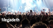 Megadeth T tickets